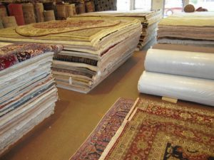 Fine persian and oriental rugs in Chicago